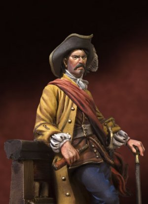 Capitan William Kidd, 1689  (Vista 4)