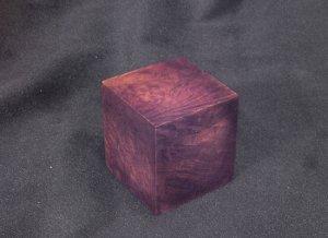 Raíz marrón 43x43x47  (Vista 1)