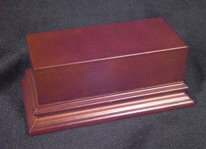 Peana con pedestal 105x45 mm - Ref.: ANDR-PP03