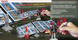 Equipo de Pintura Andrea Color  (Vista 1)
