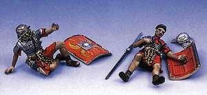 Soldados romanos heridos (2) - Ref.: ANDR-RA015