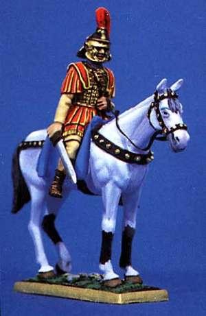 Oficial romano de caballería  (Vista 1)