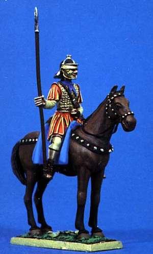 Soldado romano de caballería - Ref.: ANDR-RA019