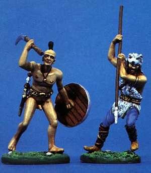 Bárbaros II - Ref.: ANDR-RA021