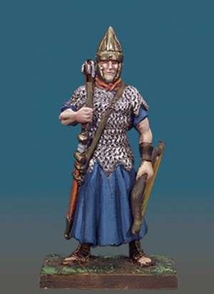 Arquero auxiliar oriental - Ref.: ANDR-RA028