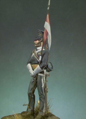 Lancero del 17º Regimiento Crimea 1854  (Vista 2)