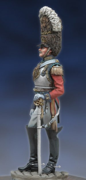 Colonel 2nd Life Guards, 1824  (Vista 2)
