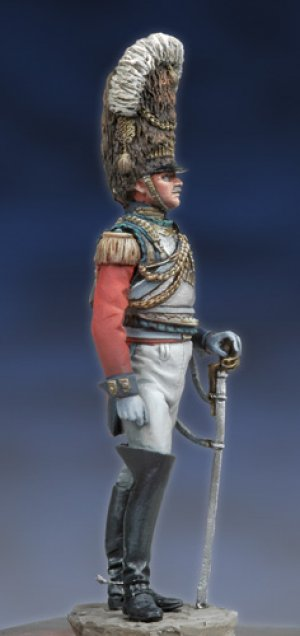 Colonel 2nd Life Guards, 1824  (Vista 3)