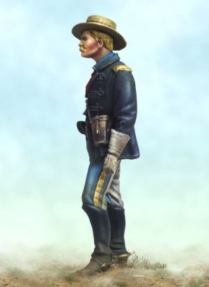 US Cavalry Captain  (Vista 2)