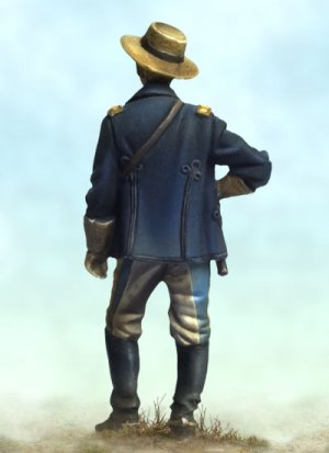 US Cavalry Captain  (Vista 3)