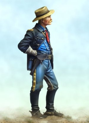 US Cavalry Captain  (Vista 4)
