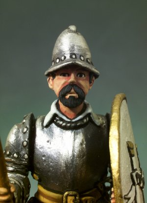 Piquero de Infantería  (Vista 1)