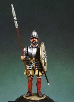 Piquero de Infantería  (Vista 2)