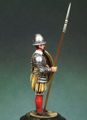 Piquero de Infantería  (Vista 3)