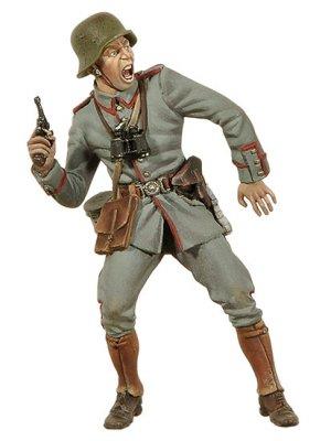 Oficial de Infantería Alemán  (Vista 1)