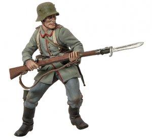 Soldado de Infantería Alemán  (Vista 1)