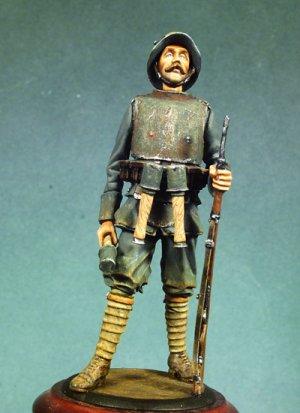 Infante alemán con armadura  (Vista 2)