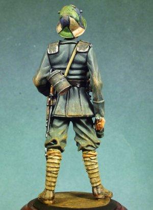Infante alemán con armadura  (Vista 3)