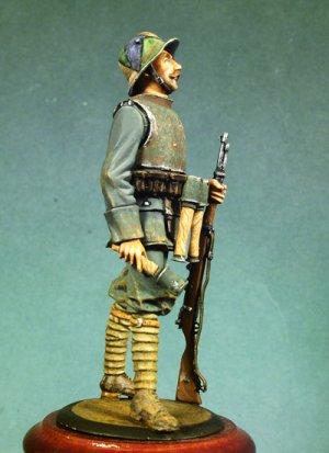 Infante alemán con armadura  (Vista 4)
