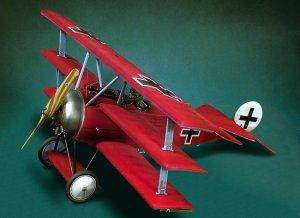 Fokker DR.1(1918)  (Vista 4)