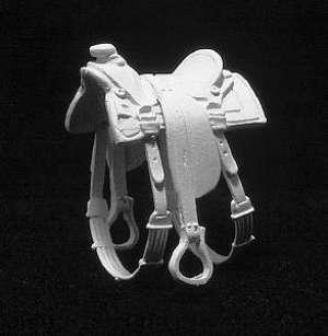 Montura de Cowboy  (Vista 1)