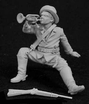 Soldado de Caballería trompeta  (Vista 1)
