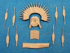 Plumas jefe indio  (Vista 1)