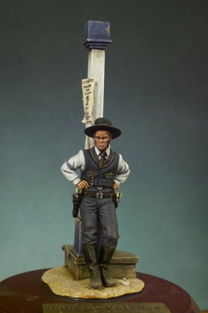 El pistolero  (Vista 1)