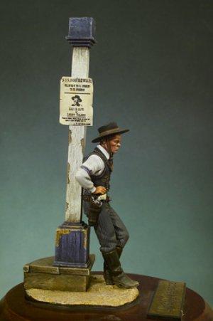 El pistolero  (Vista 2)