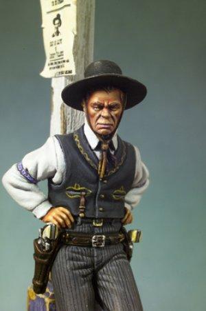 El pistolero  (Vista 4)
