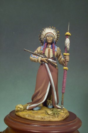 Jefe Sioux  (Vista 1)