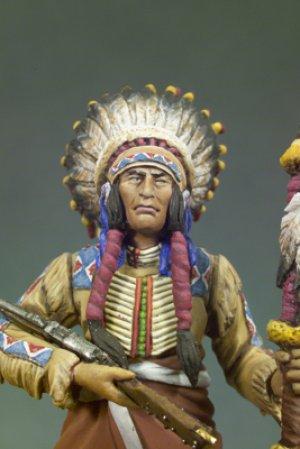 Jefe Sioux  (Vista 4)