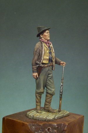 Billy el Nií±o 1880  (Vista 2)