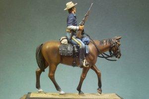 Caballería U.S.A. 1880  (Vista 2)