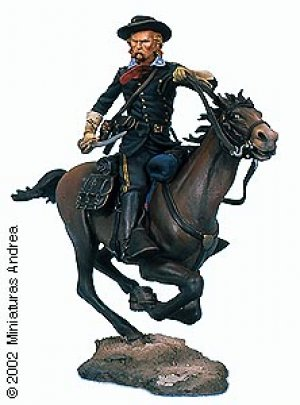 General George A. Custer (1865)  (Vista 1)