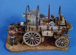 Vagón de Cocina 1880's  (Vista 4)