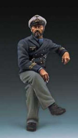 Capitán de U-Boat  (Vista 1)