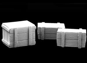 Cajas de madera Alemanas  (Vista 1)