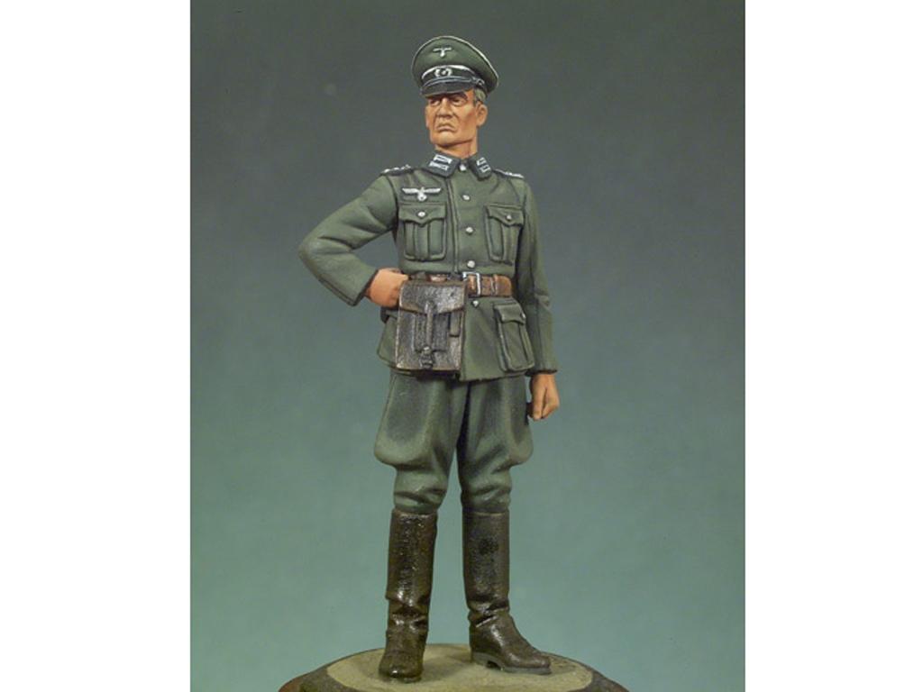 Oficial Alemán  (Vista 1)