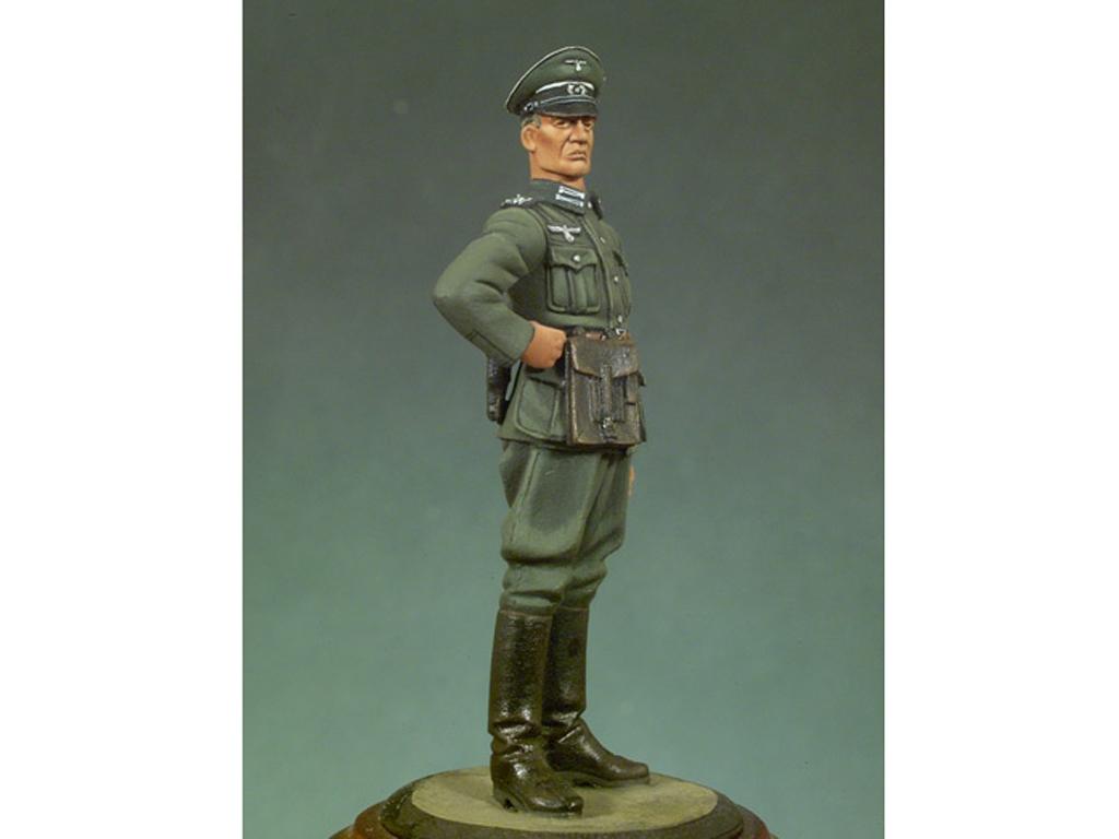 Oficial Alemán  (Vista 2)
