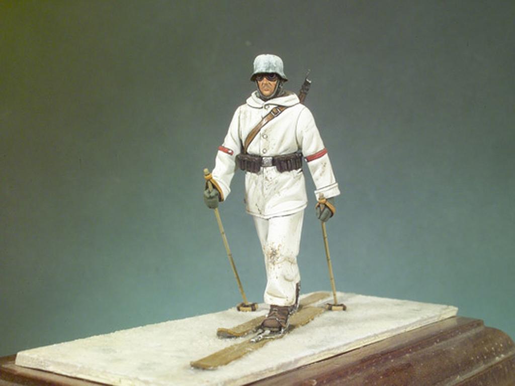 Esquiador Alemán  (Vista 1)