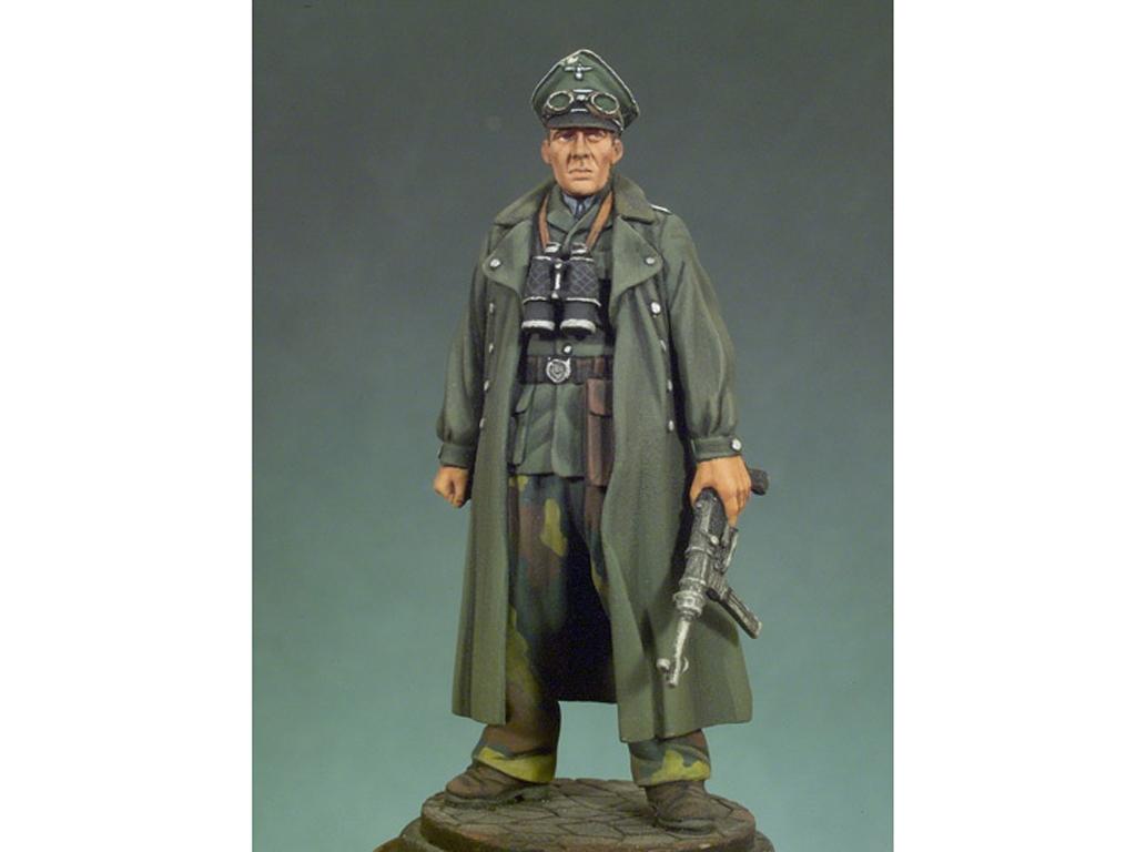 Oficial de las Waffen SS 1943  (Vista 1)