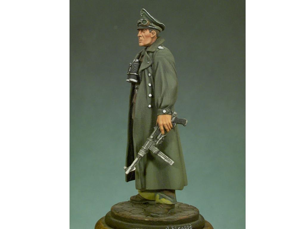 Oficial de las Waffen SS 1943  (Vista 3)