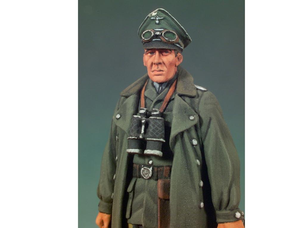 Oficial de las Waffen SS 1943  (Vista 4)