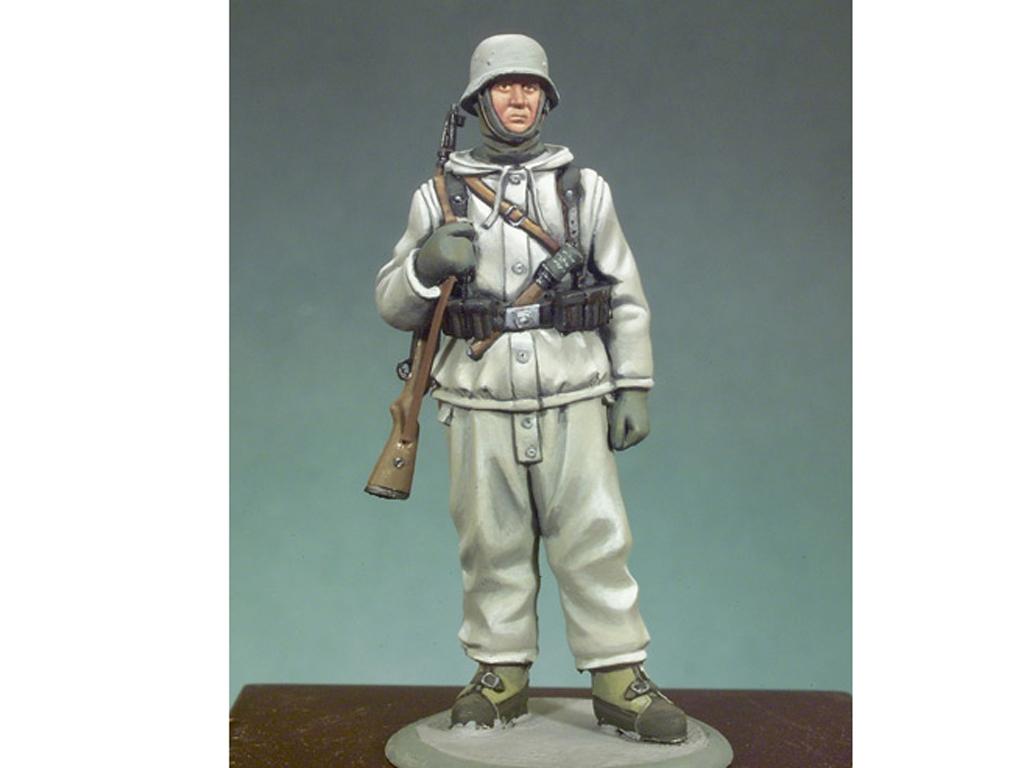 Infante Alemán. Invierno 1945 - Ref.: ANDR-S5F031