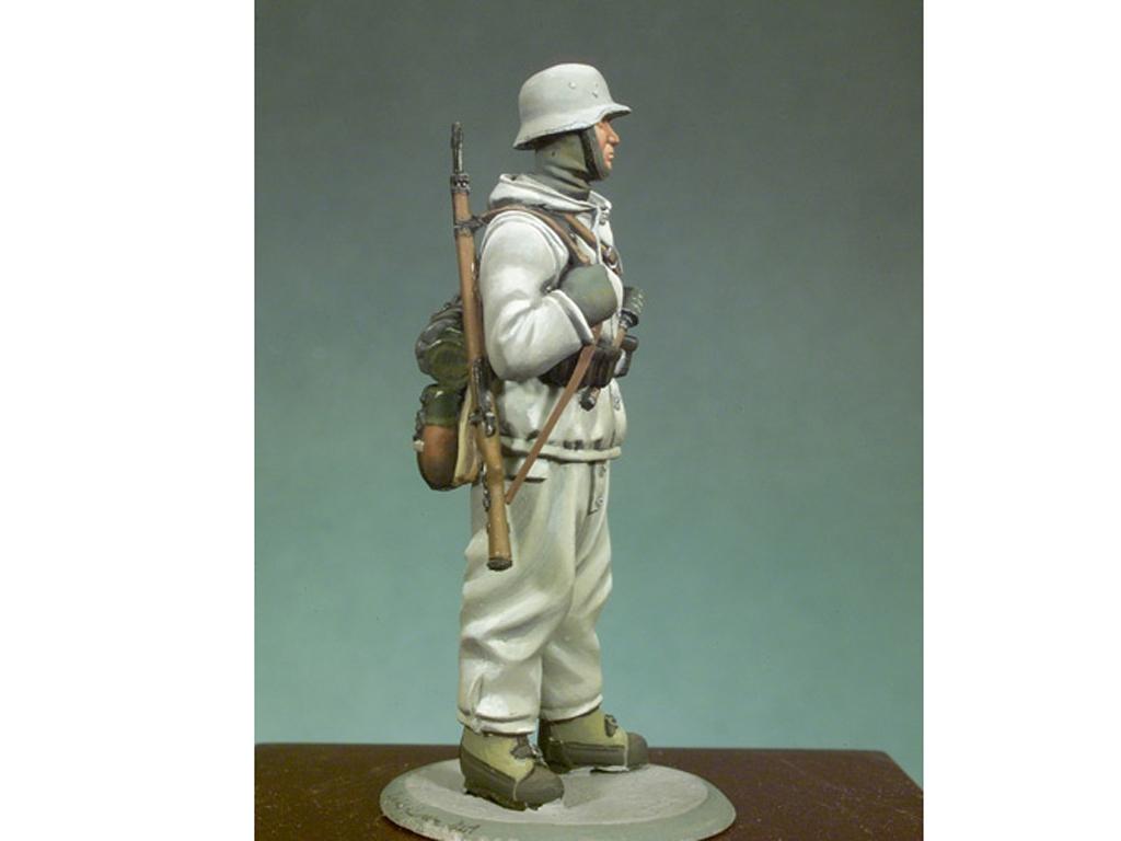 Infante Alemán. Invierno 1945  (Vista 2)