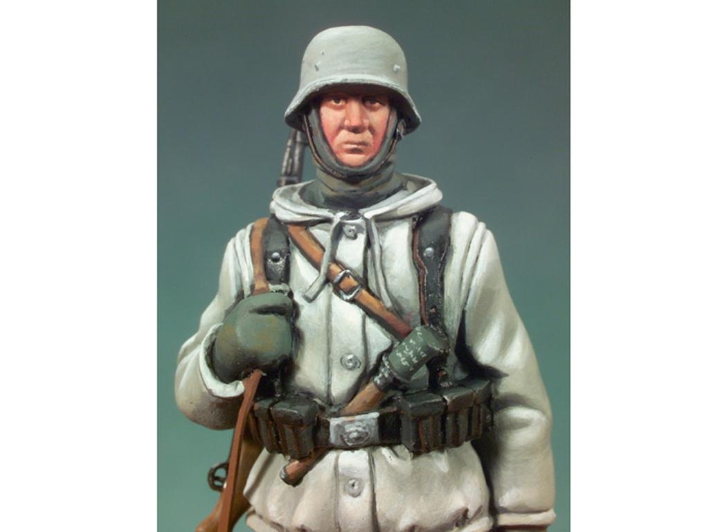 Infante Alemán. Invierno 1945  (Vista 4)
