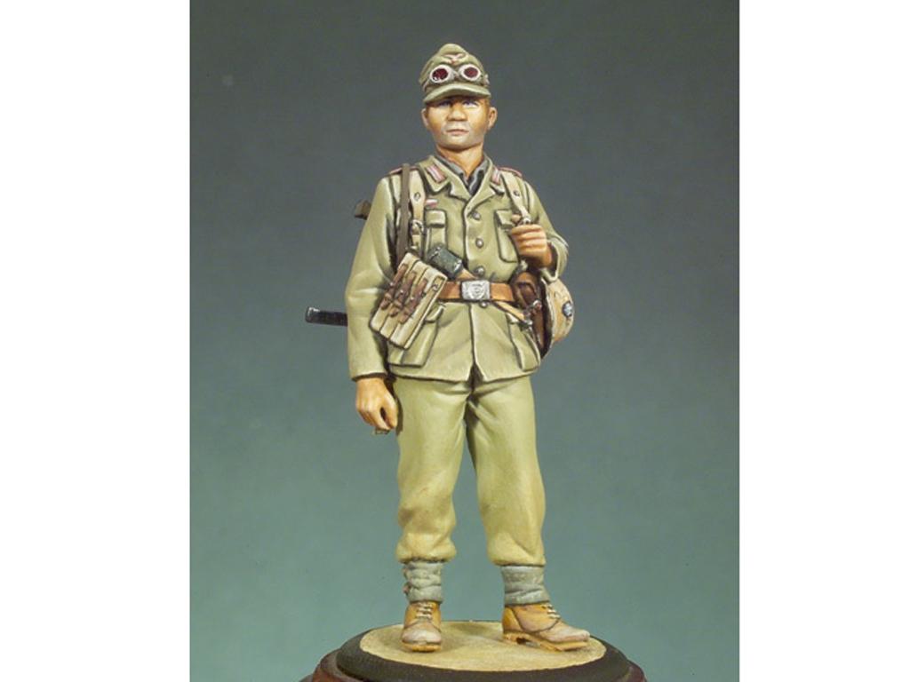 Infante Alemán. Africa, 1942  (Vista 1)