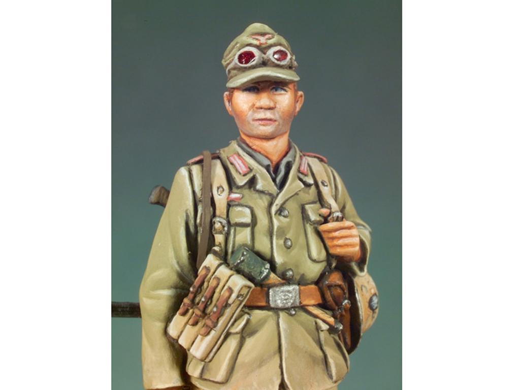 Infante Alemán. Africa, 1942  (Vista 4)