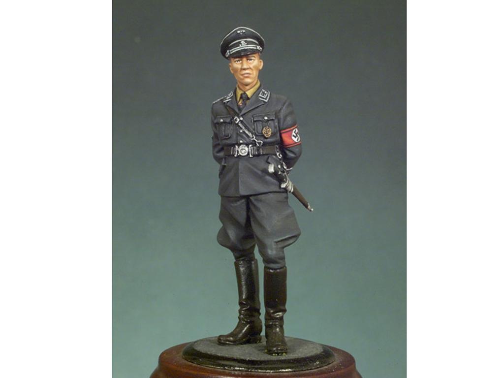 Oficial Alemán SS 1936  (Vista 1)